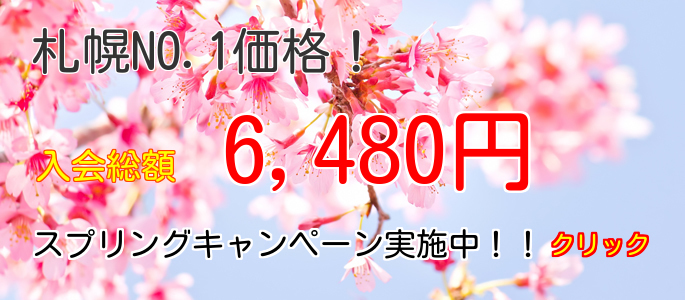 札幌の中国語キャンペーン